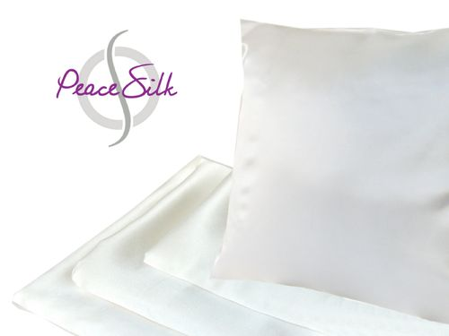 Peace Silk bed clothes TUSHITA from organic silk - 100% silk